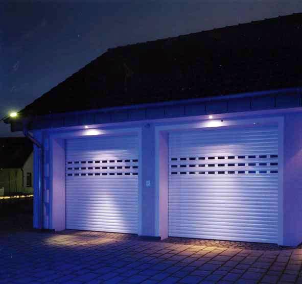 Rolladoor Roller Garage Door Shuttertechnik Ltd